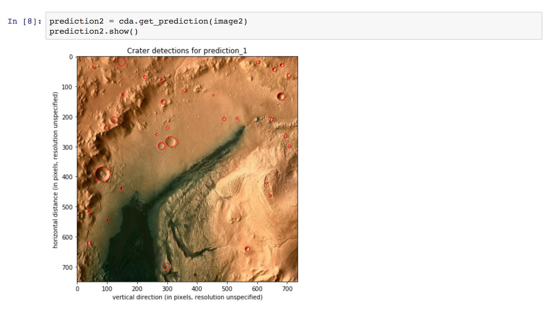 Mars image 2