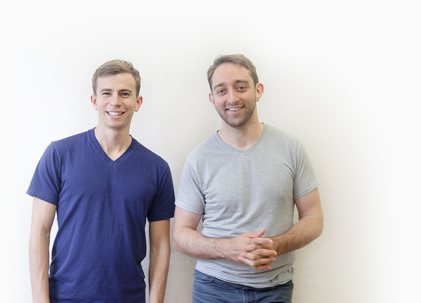 Darrell Silver and Dan Friedman, Thinkful co-founders